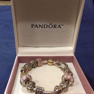 Ladie's Pandora Bracelet